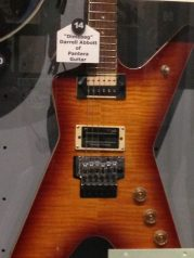 """Dimebag"" Darrell Abbott of Pantera Guitar"