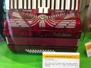 Jenny Conlee of the Decemberists Accordion, 2005