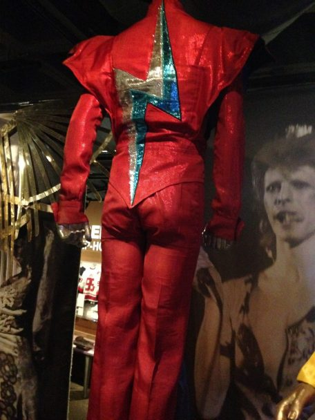 David Bowie Ziggy Stardust Suit