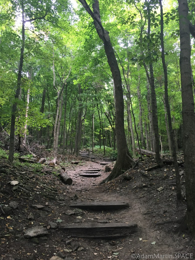 High Cliff State Park - Lime Kiln Trail