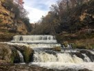 Willow River State Park - Willow Falls