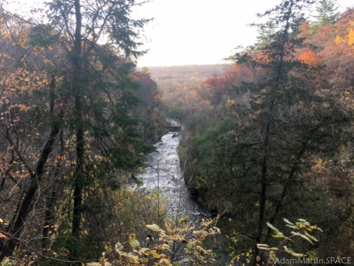 Willow River State Park - North Overlook