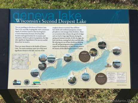 Bigfoot Beach State Park - Wisconsin's 2nd Deepest Lake