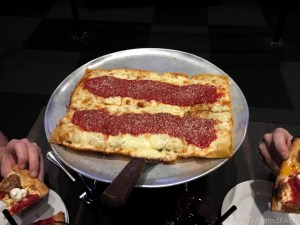 Las Vegas - Detroit Red Top at Pizza Rock