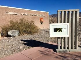 Death Valley National Park - Furnace Creek Visitor Center