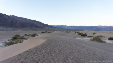 Death Valley - Mesquite Flat Sand Dunes