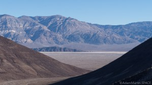 Death Valley - View near Padre Crowley Point