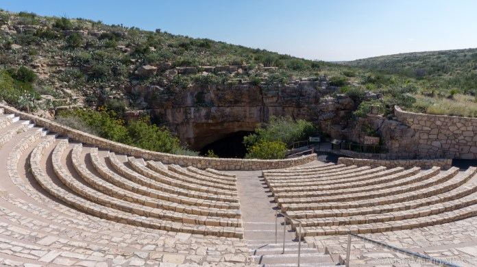 Carlsbad Caverns National Park - Bat Flight Ampitheater