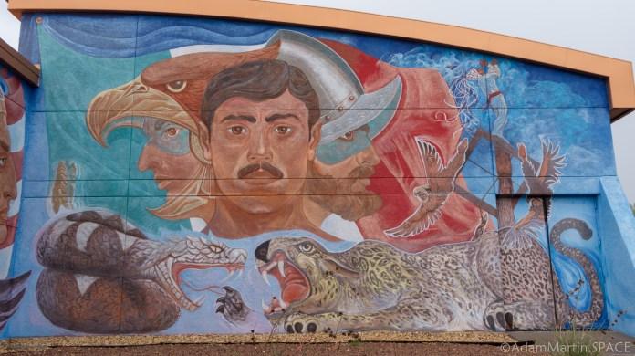 Chamizal National Memorial - Mural