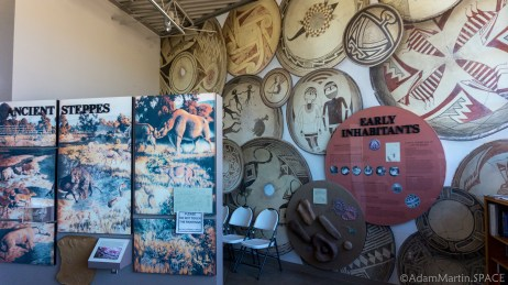 City of Rocks State Park – History Display