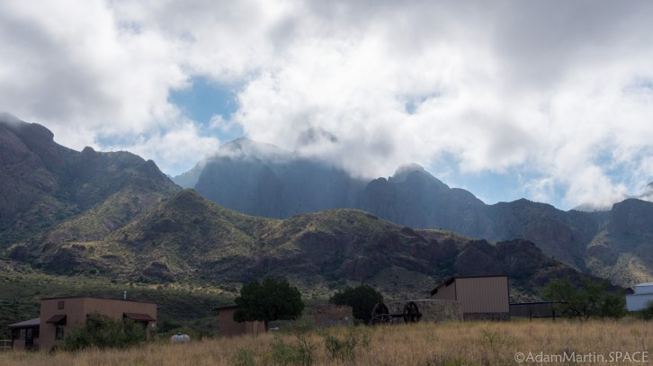 Dripping Springs Natural Area – Trail into the Organ Mountains