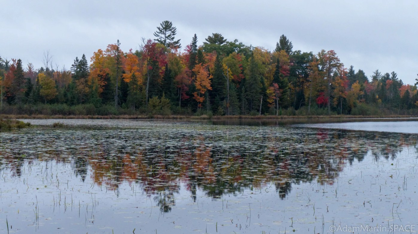 Governor Thompson State Park – Woods Lake