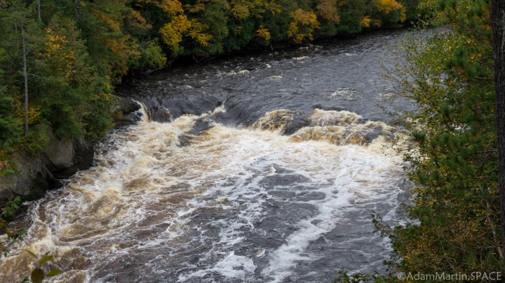 Piers Gorge – Mishicot Falls