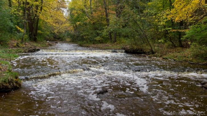 Baird Creek Falls - Main Falls