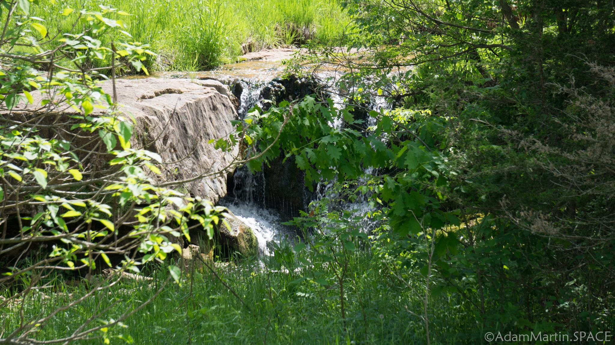 Tennyson Falls