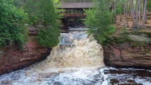 Amnicon Falls State Park - Lower Amnicon Falls