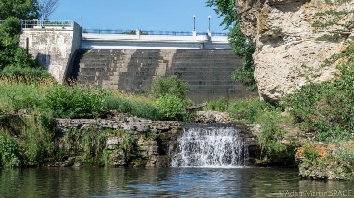 Junction Falls & Lake George Spillway