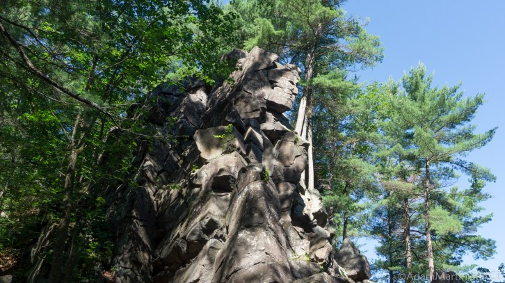 Interstate State Park - Old Man of the Dalles