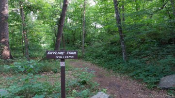 Interstate State Park - Skyline Trail