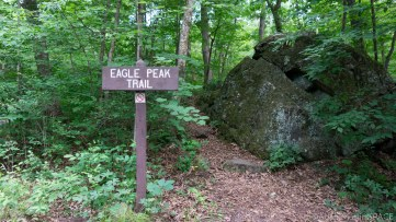 Interstate State Park - Eagle Peak Trail