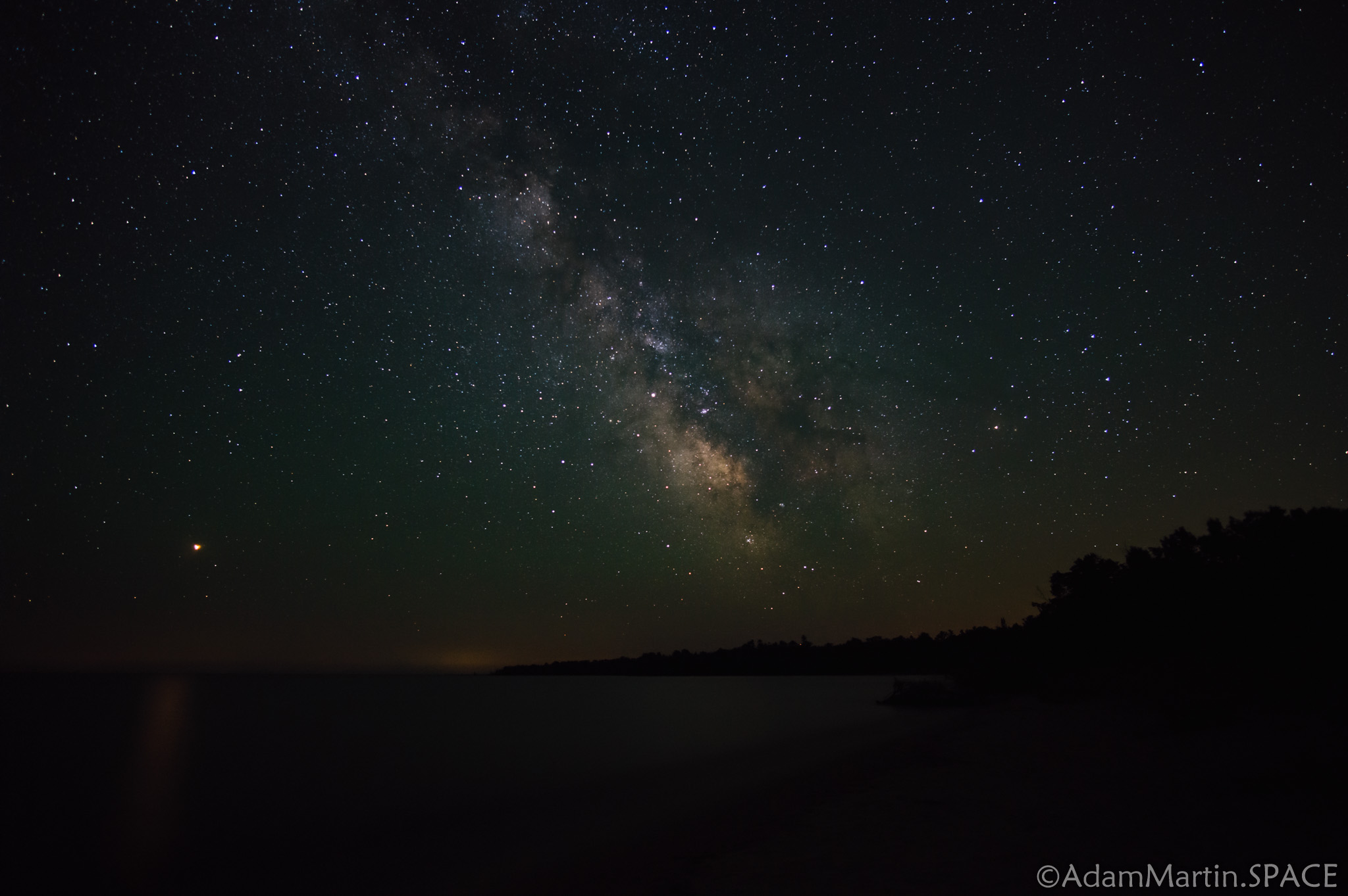 Newport State Park - Astrophotography