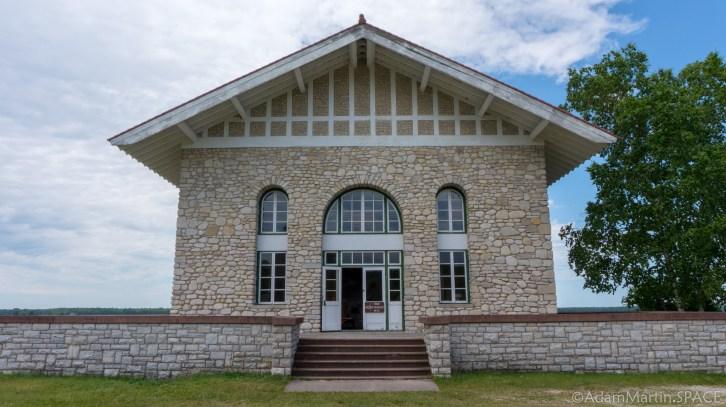 Rock Island State Park - Thordarson boathouse