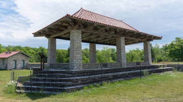 Rock Island State Park - Thordarson historic structure