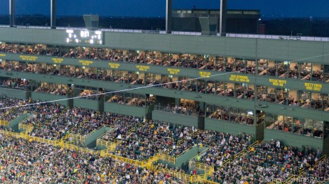 Lambeau Field - Ring of Honor