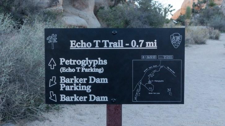 Echo T Trail - Petroglyphs