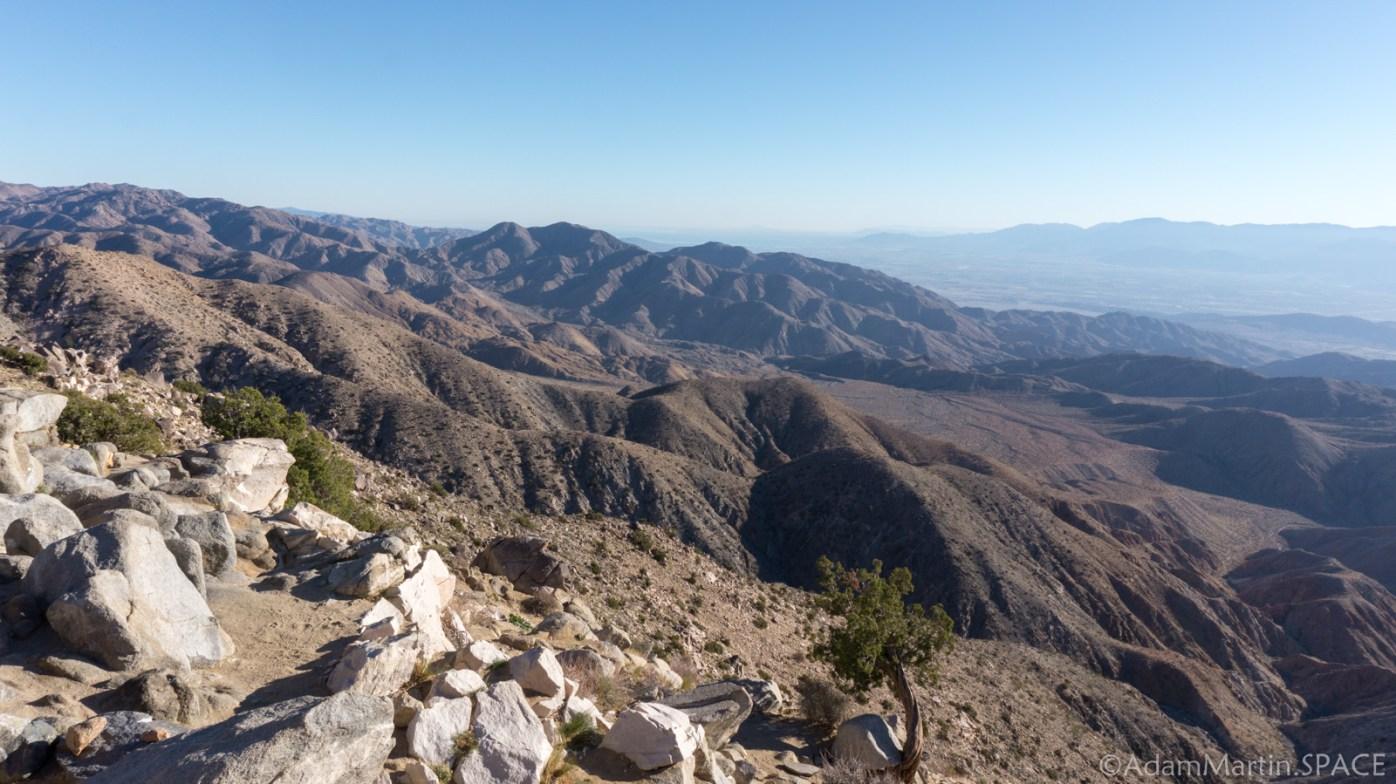 Joshua Tree - Keys View