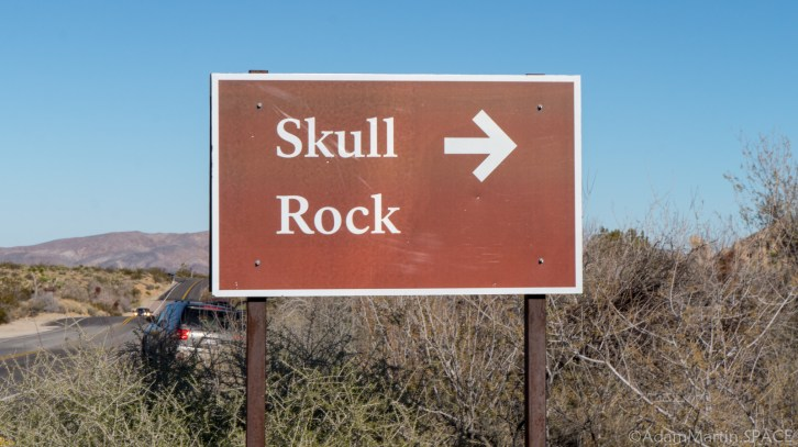 Joshua Tree - Skull Rock
