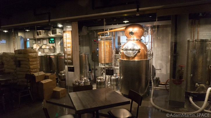 The Mob Museum - Distillery and Speakeasy in the Basement