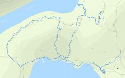 GaiaGPS hiking data @ Interstate State Park - River Bluff Trail / Echo Canyon Trail / Lake O' The Dalles Trail loop