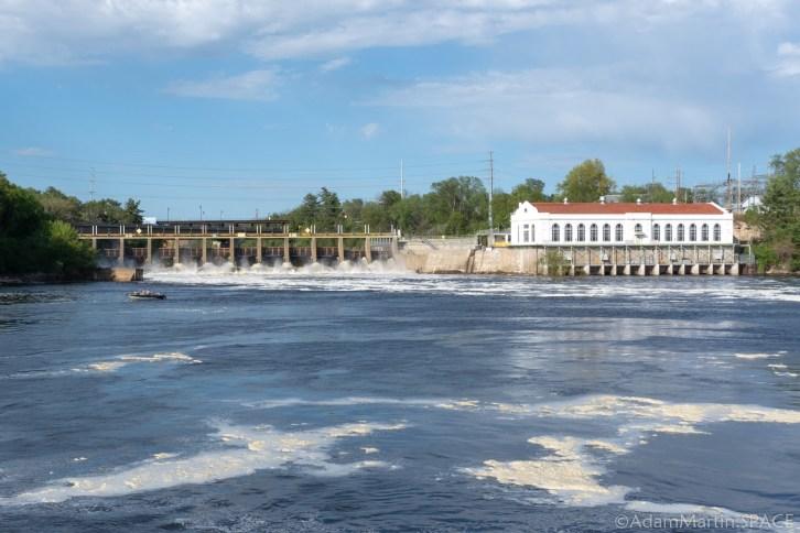 Wisconsin Dells - Kilbourn Dam