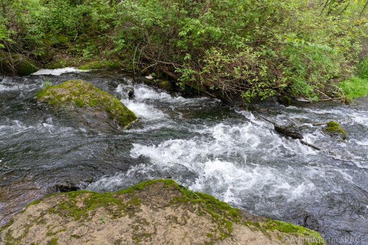 Cox Hollow Lake - Cox Hollow Lake Falls