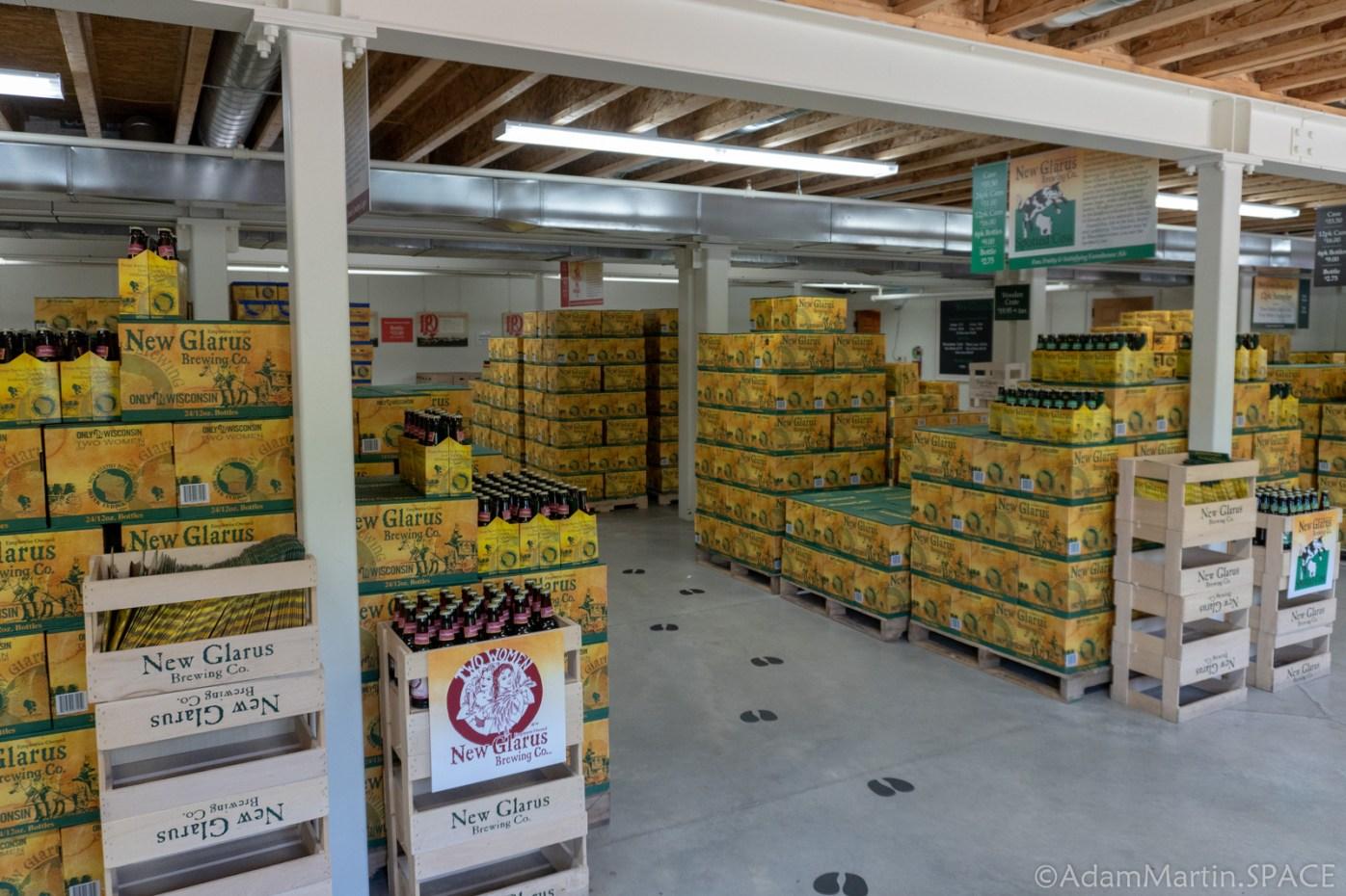New Glarus Brewery - Beer Store