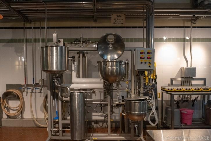 New Glarus Brewery - 30 Liter Pilot Brewery