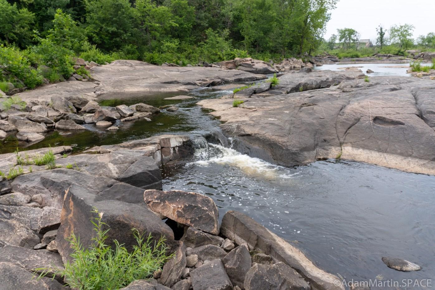 Lake Wissota Rapids