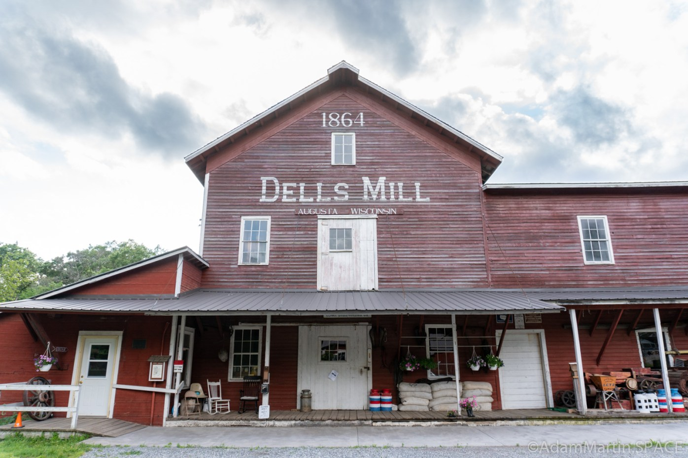 The Dells Mill & Museum