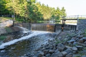 Rock Cut Dam