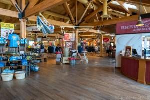 Leine Lodge - Merch store