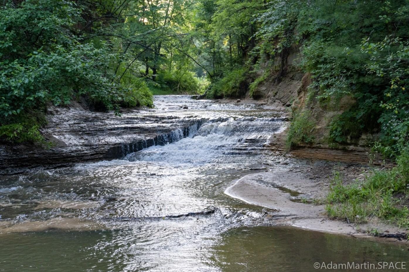 Lost Falls - Black River Falls, WI