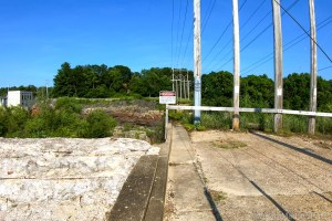 Ni-ho-kha-wa-ne-ey-ja - Access through power plant area