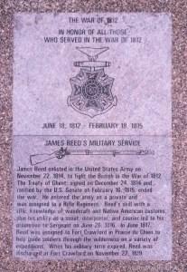Trempeauleau, WI - War of 1812 Memorial