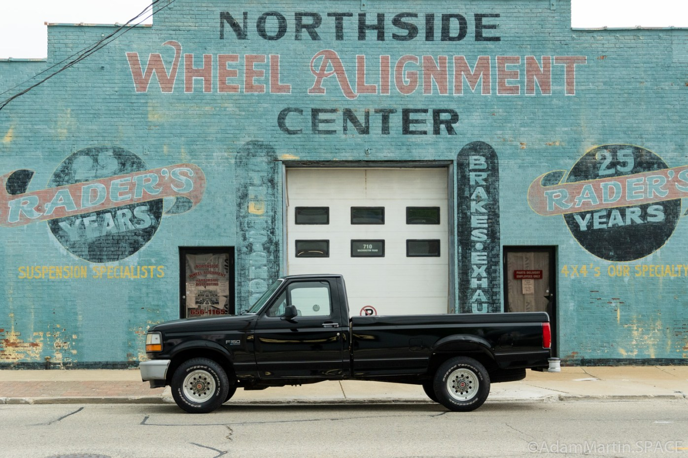 1994 F-150 at Northside Wheel Alignment