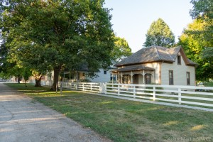 Herbert Hoover National Historic Site - Late 1800's buildings