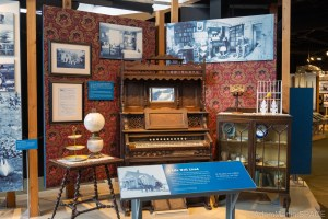 """Homestead National Historical Park - """"A Life Well Lived"""" display"""