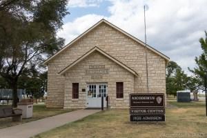 Nicodemus National Historic Site - Town Hall