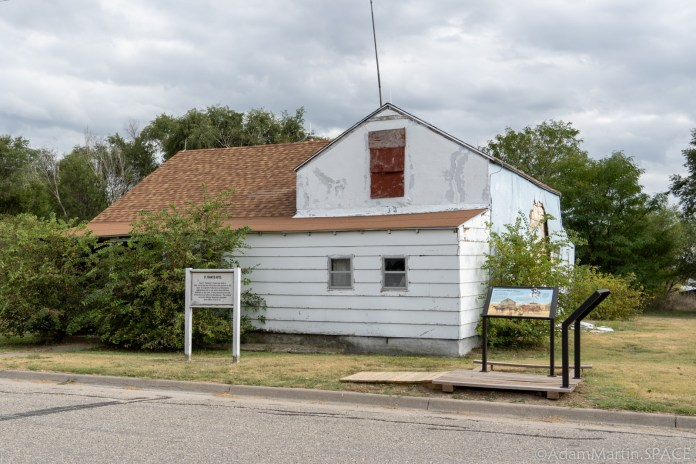 Nicodemus National Historic Site - St. Francis Hotel