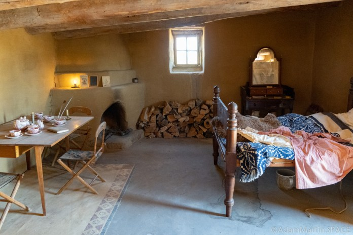 Bent's Old Fort National Historic Site - Fancy Sleeping Quarters